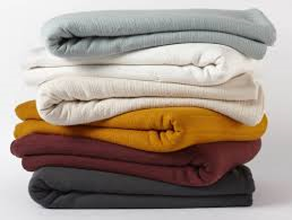 Organic Blanket Amp Throws